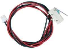 Siemens, Bosch Mikroschalter Gemahlener Kaffee Schaft mit Kabel für Kaffemaschine 00614633