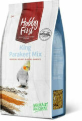 6x Hobby First King Grote Parkieten Mix 1 kg