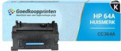 Goedkoopprinten Huismerk voor HP 64A toner / HP CC364A toner Zwart (10.000 afdrukken)