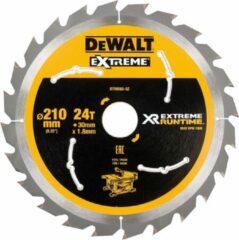 DeWALT DT99565 XR Cirkelzaagblad 210x1.8x30mm 24T