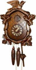 Anton Schneider Schneider Koekoeksklok 45/9 - vogel - 1daags uurwerk - 26 cm hoog