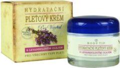 BODY TIP Hydraterende Gezichtscrème met Lavendel Geur - 50ml
