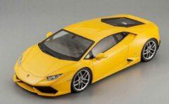 Lamborghini Huracán LP610-4 1:18 Kyosho Geel C09511Y