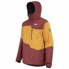 Picture - Styler Jacket - Ski-jas maat L, rood/oranje