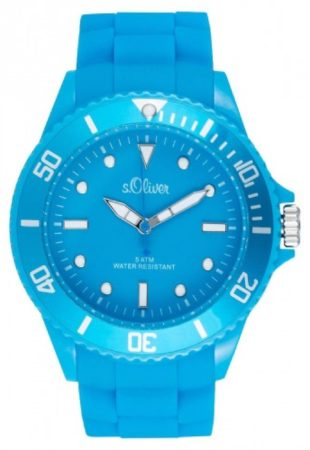 Afbeelding van S.Oliver S. Oliver SO-2319-PQ Unisex horloge