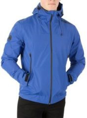 Superdry Windjacken Herren Elite Windjacke, Blau