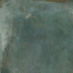 Energieker Magnetic Vloer- en wandtegel 90x90cm gerectificeerd Industriële look Emerald Mat SW07311852-3