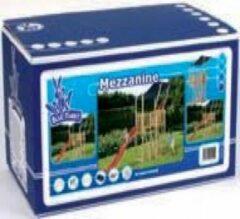Intergard Houten speeltoestellen speeltoren bouwdoos Mezzanine