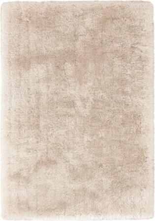 Afbeelding van Witte Cosy Shaggy Superzacht Vloerkleed Creme Hoogpolig - 80x150 CM