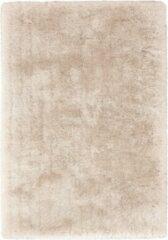 Witte Cosy Shaggy Superzacht Vloerkleed Creme Hoogpolig - 80x150 CM
