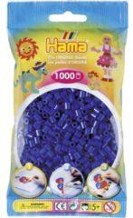 Hama Strijkkralen 0008 donkerblauw 1000 stuks