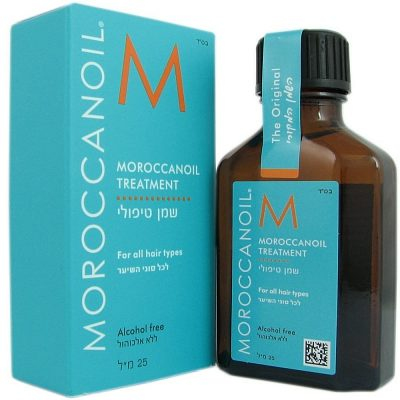 Afbeelding van Vochtinbrengende Behandeling Moroccanoil (25 ml)