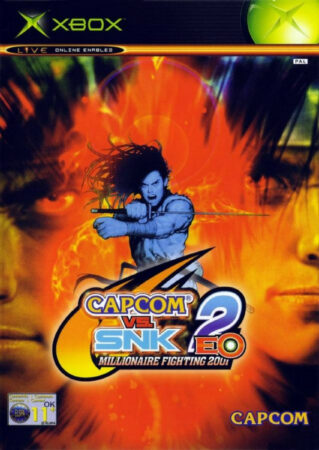 Afbeelding van Electronic Arts Capcom Vs Snk 2 - Extreme Offence (Online)