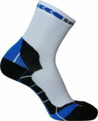 Blauwe Spring Prevention Socks Short XL Cobalt