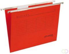 Atlanta Hangmap Spectrum A6620-252 folio V-bodem rood