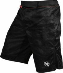 Hayabusa Hexagon Fight Shorts - Zwart - M