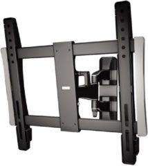 Hama tv beugel TV-muurbeugel Premium volledig beweegbaar VESA 400x400 zwart/zilver