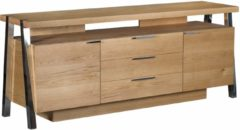 Jahnke Vertriebs GmbH Sideboard »Solid«, Breite 200 cm