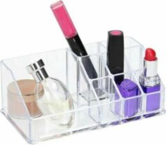 Transparante Touch Of Beauty Makeup organizer - Acryl