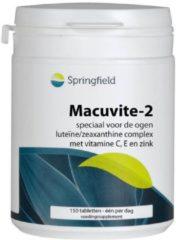 Springfield Macuvite-2 Tabletten 30st
