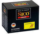 Sico Sico Sensation Condooms - 50 Stuks (50stuks)