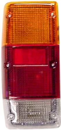 Afbeelding van Universeel L.Achterlicht Patrol vanaf bouwjaar 1981 tot 1989