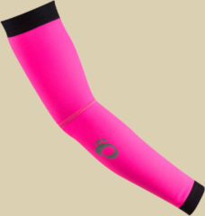 Pearl Izumi Elite Thermal Arm Warmer Women Damen Armlinge Größe S screaming pink