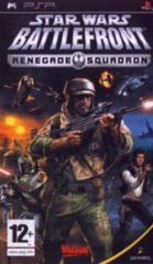 Lucas Arts Star Wars Battlefront - Renegade Squadron