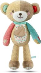 Clementoni - First Months Clementoni Knuffelbeer Play With Me Bruin 32 Cm