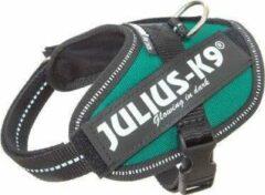 Julius K9 IDC Powertuig/Harnas - Baby 2/33-45cm - XXS - Donkergroen
