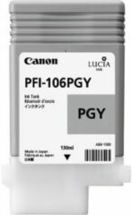 CANON PFI-106PGY inktcartridge foto grijs standard capacity 130 ml 1-pack