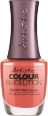 Koraalrode Artistic Nail Design Colour Revolution 'Snapdragon'