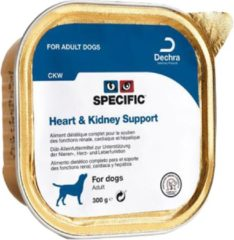 Specific Heart & Kidney Support CKW - 6 x 300 g