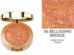 Bruine Milani Baked Blush - 06 Bellissimo Bronze