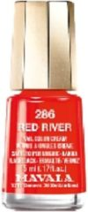 Rode Mavala - 286 Red River - Nagellak