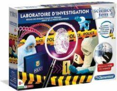 CLEMENTONI Science & Game - Onderzoekslaboratorium - Wetenschappelijk spel