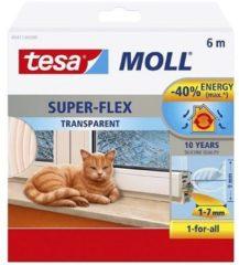Tesa 05417-00200-02 Afdichtingstape tesaMOLL Transparant 1 rol/rollen