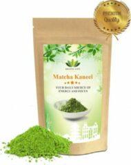 Matcha Winkel Japanse Matcha Thee Kaneel - 50 gram - Een perfecte combi van de intense Matcha en Kaneel smaak!