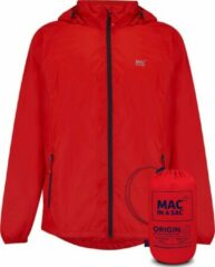 Mac in a Sac Origin 2 Regenjas Unisex - Rood - Maat XXL