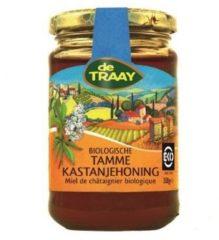 Tamme kastanjehoning De Traay - Pot 350 gram - Biologisch