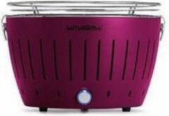 LotusGrill Classic Hybrid Tafelbarbecue - �0mm - Paars