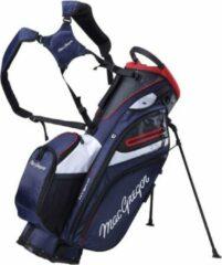 Marineblauwe Macgregor Golf Hybrid 14 Golf Draagtas - Navy