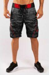 Venum Trooper Training Boardshort Zwart Rood maat L - Jeans Maat 34