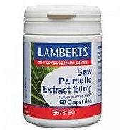 Lamberts - Sabal extract (Saw Palmetto) - 60 capsules