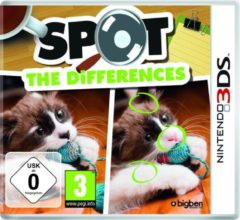 Bigben Interactive Spot The Differences - 2DS + 3DS