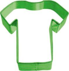 Amscan Uitsteekvorm Voetbalshirt Junior 5,7 X 6,1 Cm Groen