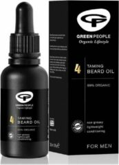 Groene Green People For Men - No. 4 Taming Beard Oil