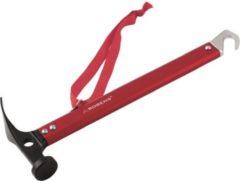 Robens Multi Purpose Tentaccessoires hardware rood/zwart