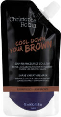 Christophe Robin Shade Variation Care Ash Brown 75 ml