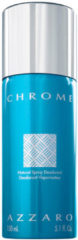 Azzaro Chrome Deodorant 150.0 ml